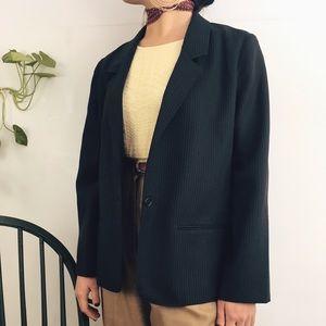 Everyday Pinstriped Blazer